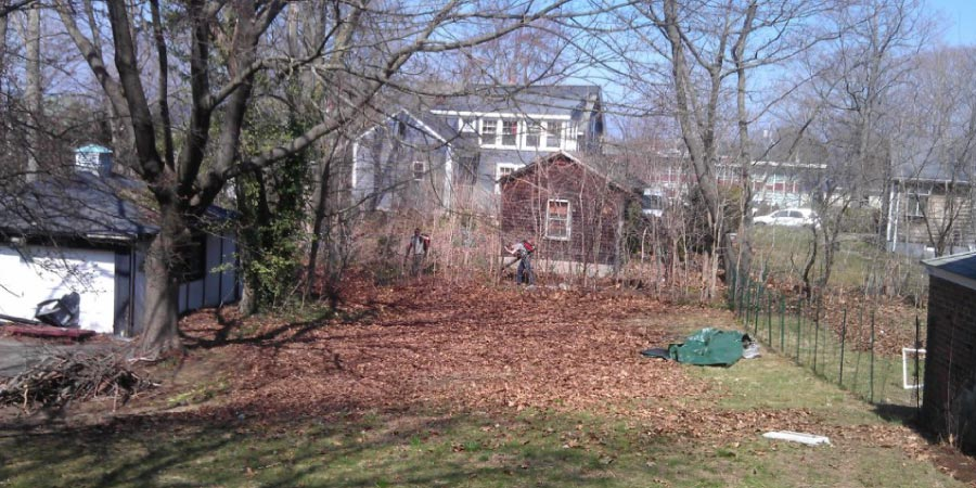 Spring Cleanup Season Begins