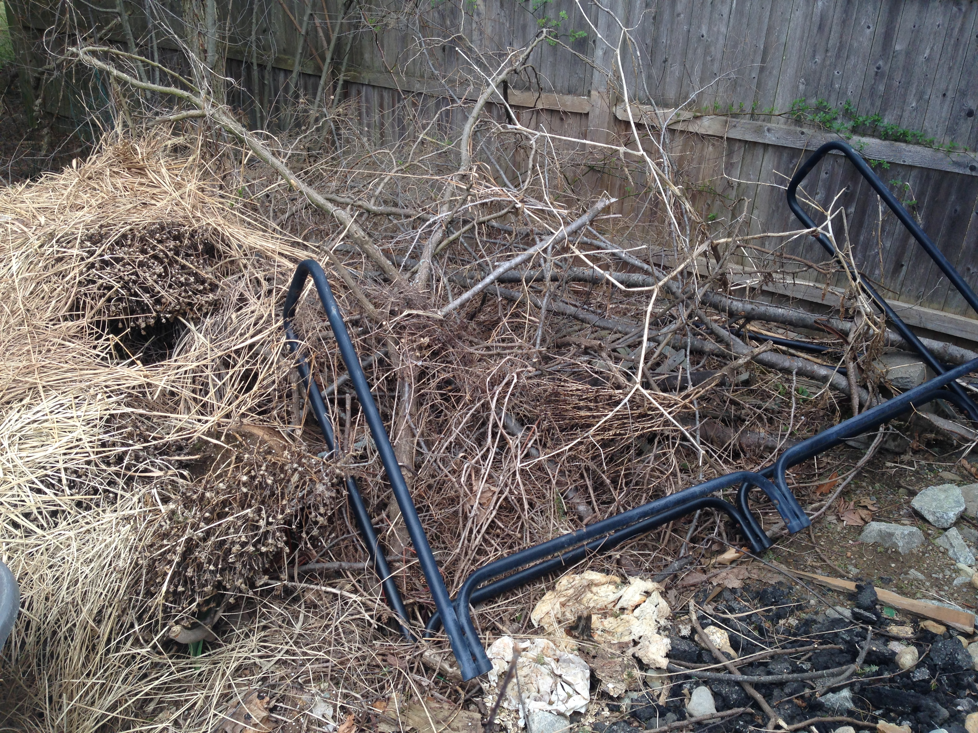 Westwood Brush Pile Removal